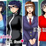 The girls Fall Fast English edition(teamTGs) [d_186112]
