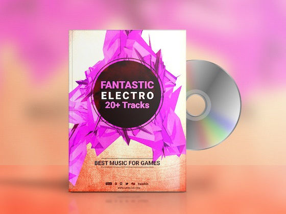 Vol.1 Fantastic Electro Game Music Collection(SOUND AIRYLUVS) [d_194695]