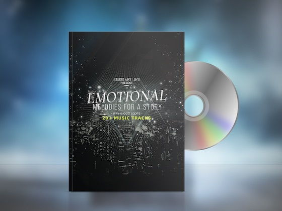 [BGM素材] Emotional Melodies Game Music Collection(SOUND AIRYLUVS) [d_194762]